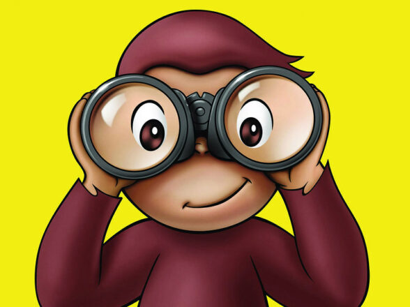 Curiosity: 9 things I Learned from Curious George