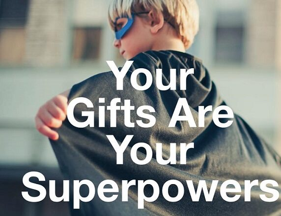 Shhhh! The Secret to Using Your Superpower