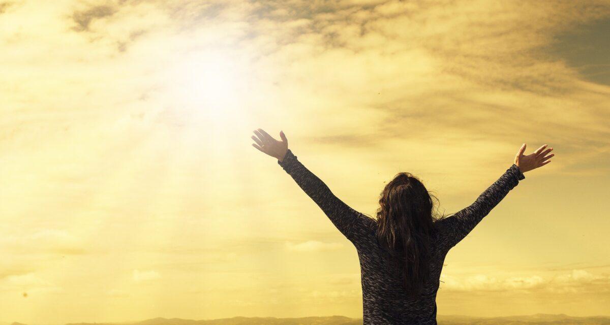 A Prayer for Overcoming Discouragement